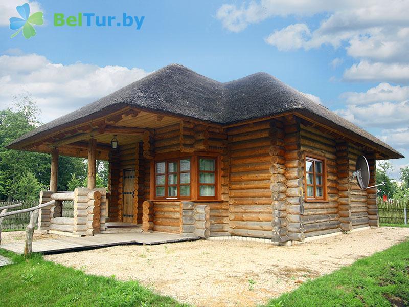 Отдых в Белоруссии Беларуси - туристический комплекс Рыньковка - гостевой дом №2