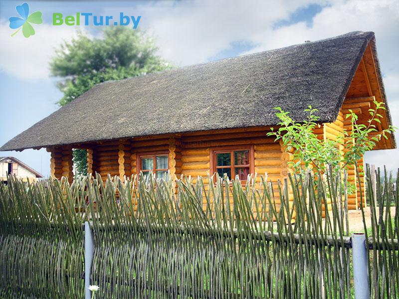 Отдых в Белоруссии Беларуси - туристический комплекс Рыньковка - гостевой дом №3