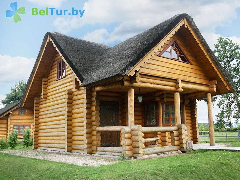 Отдых в Белоруссии Беларуси - туристический комплекс Рыньковка - гостевой дом №4