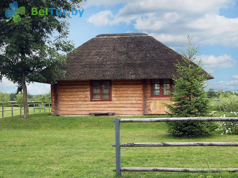 Отдых в Белоруссии Беларуси - туристический комплекс Рыньковка - гостевой дом №5