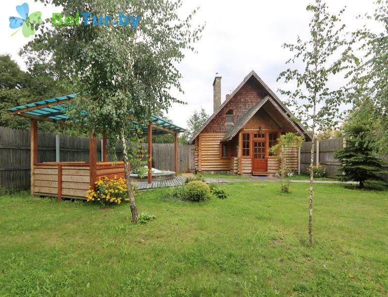 Отдых в Белоруссии Беларуси - туристический комплекс Рыньковка - гостевой дом №6