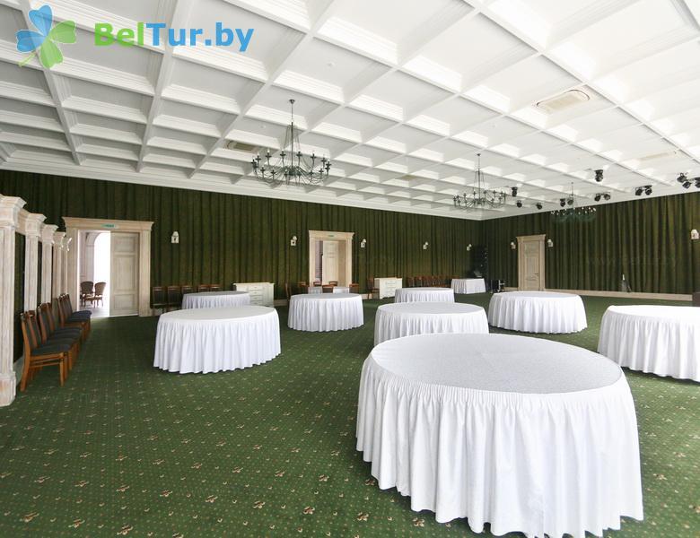 Отдых в Белоруссии Беларуси - туристический комплекс Рыньковка - Ресторан