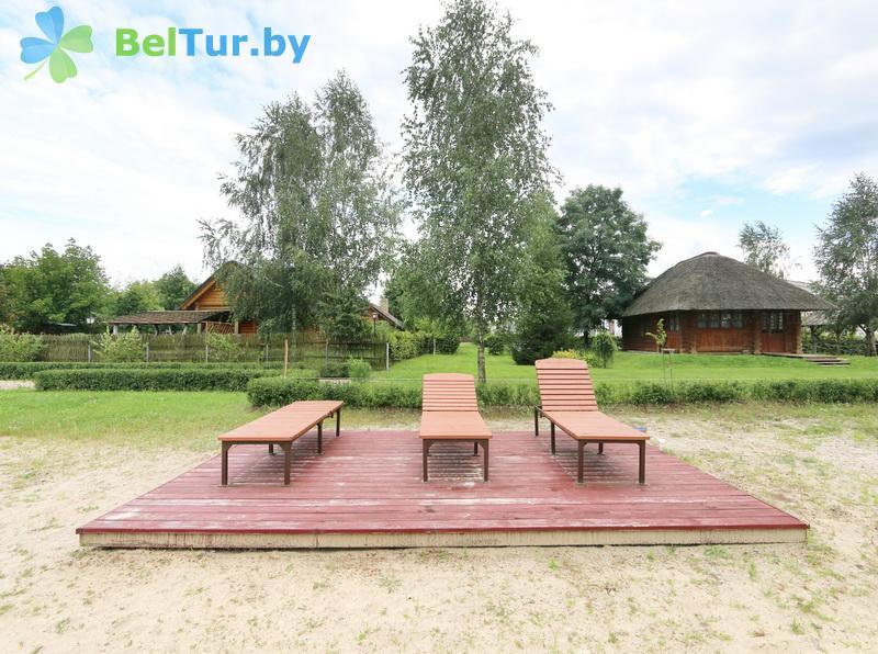 Отдых в Белоруссии Беларуси - туристический комплекс Рыньковка - Пляж