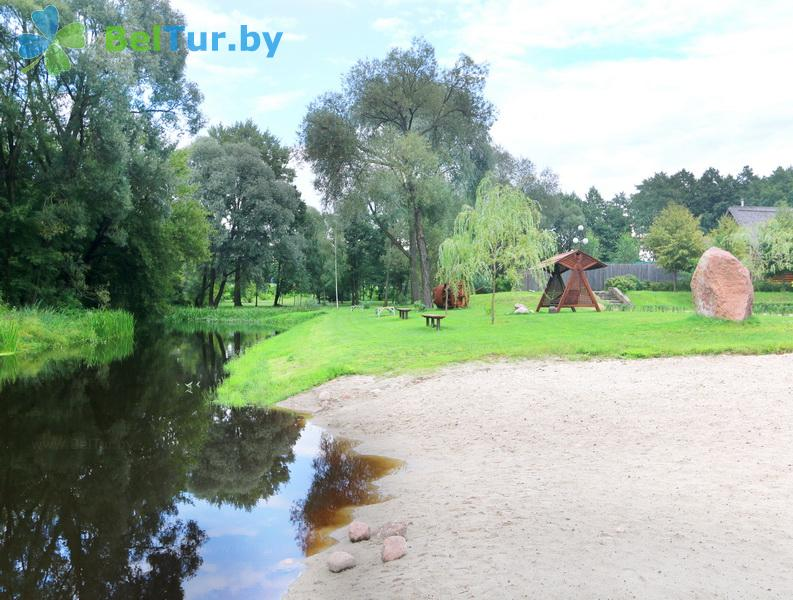 Отдых в Белоруссии Беларуси - туристический комплекс Рыньковка - Водоём
