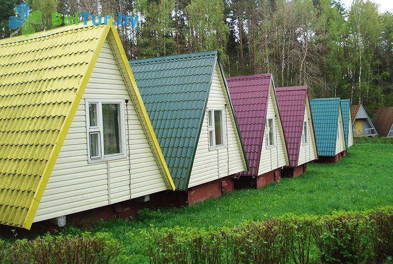 Отдых в Белоруссии Беларуси - база отдыха Вяча - летние домики