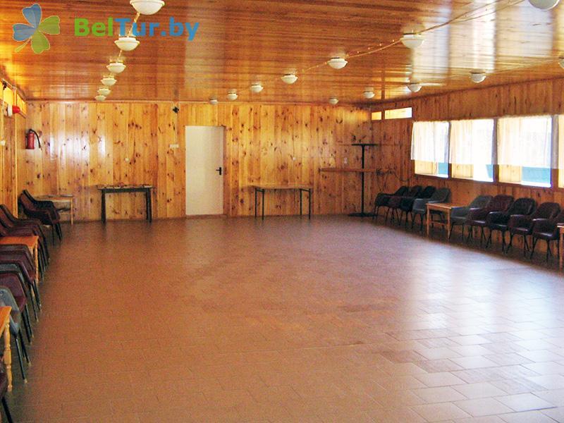 Отдых в Белоруссии Беларуси - база отдыха Вяча - Танцевальный зал