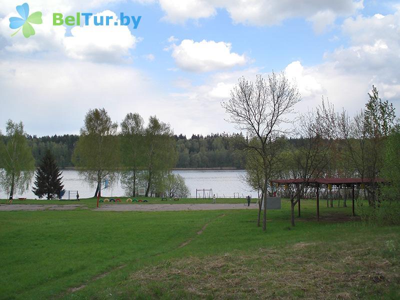 Отдых в Белоруссии Беларуси - база отдыха Вяча - Детская площадка