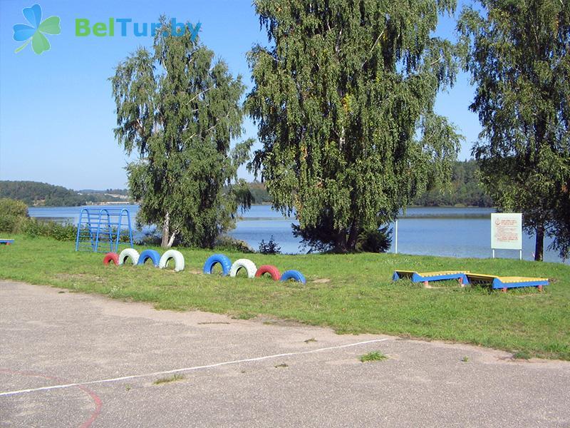 Отдых в Белоруссии Беларуси - база отдыха Вяча - Пляж