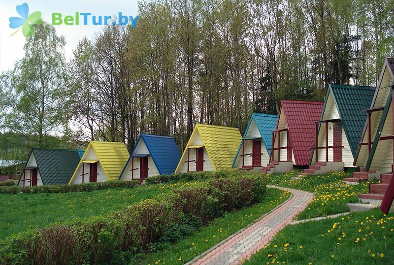 Отдых в Белоруссии Беларуси - база отдыха Вяча - Территория и природа