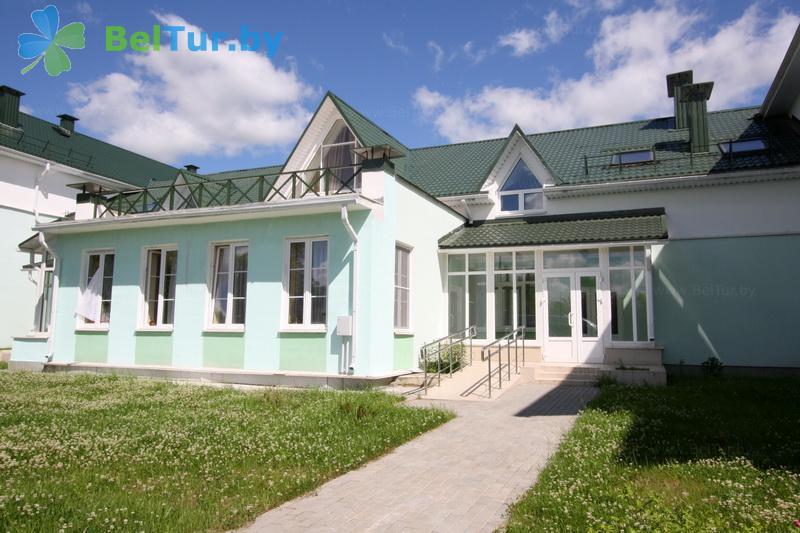 Отдых в Белоруссии Беларуси - база отдыха Дружба - спальный корпус №1