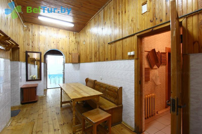 Отдых в Белоруссии Беларуси - база отдыха Дружба - Баня русская