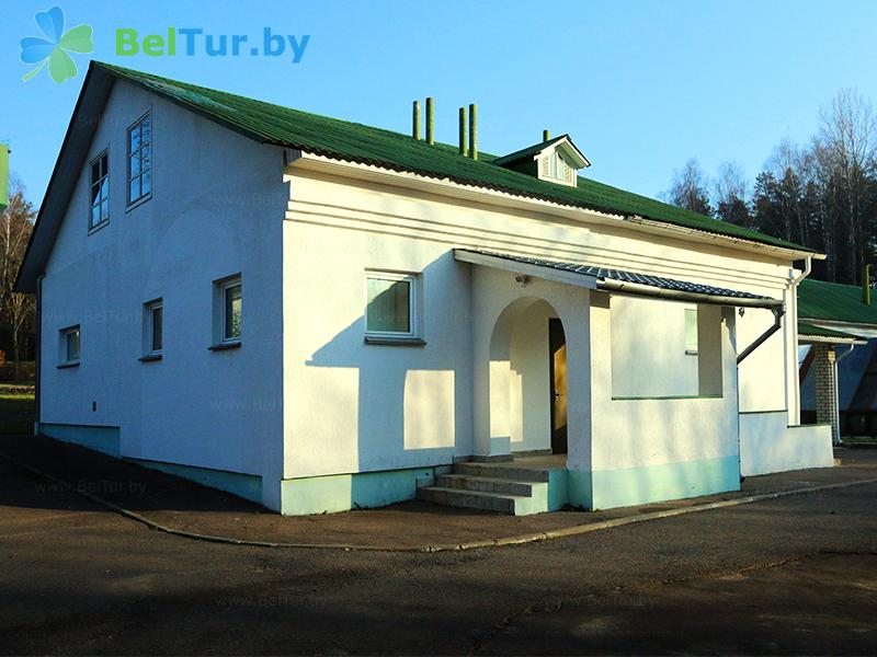 Rest in Belarus - recreation center Druzhba - sauna