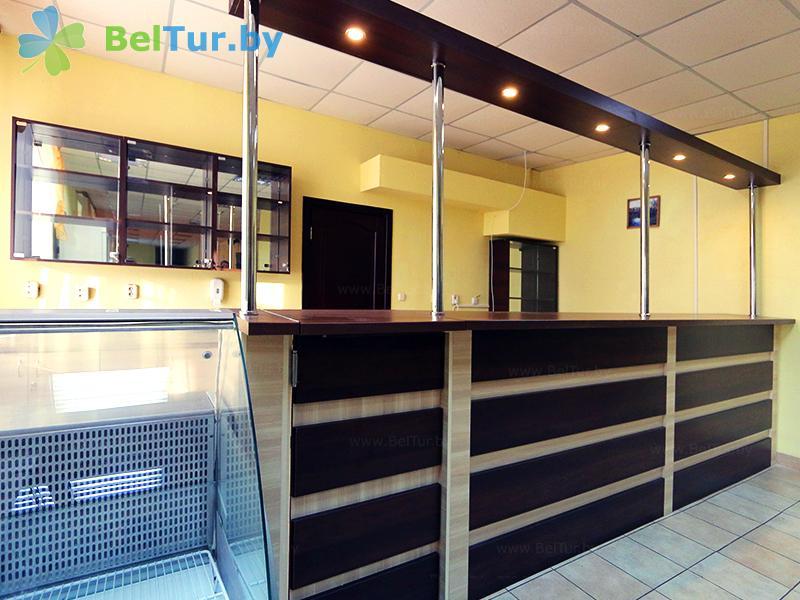 Отдых в Белоруссии Беларуси - база отдыха Дружба - Инфраструктура
