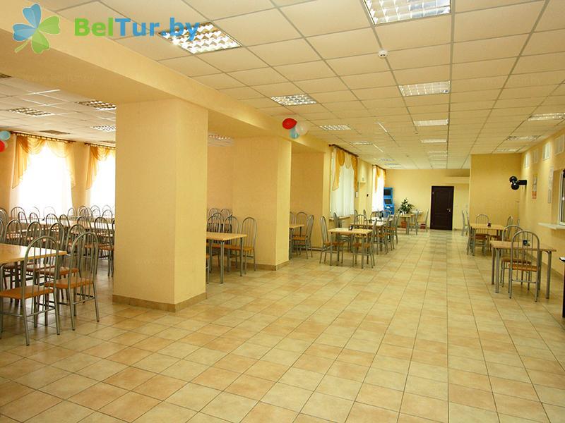 Отдых в Белоруссии Беларуси - база отдыха Дружба - Танцевальный зал