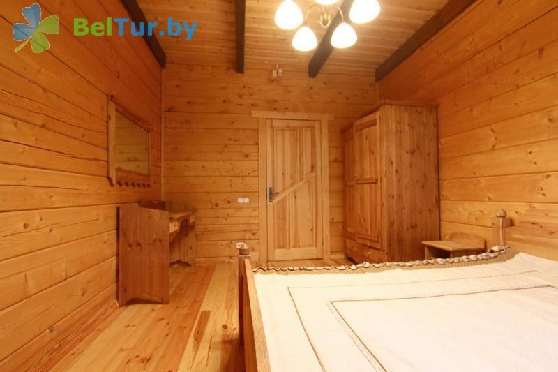 Отдых в Белоруссии Беларуси - база отдыха Дружба - двухместный двухкомнатный люкс (спальный корпус №2)