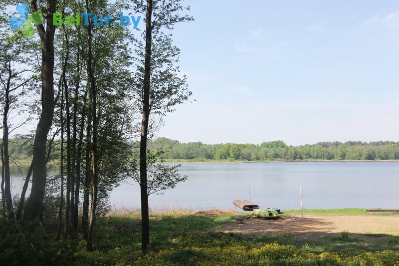Отдых в Белоруссии Беларуси - база отдыха Невидо - Рыбалка и охота