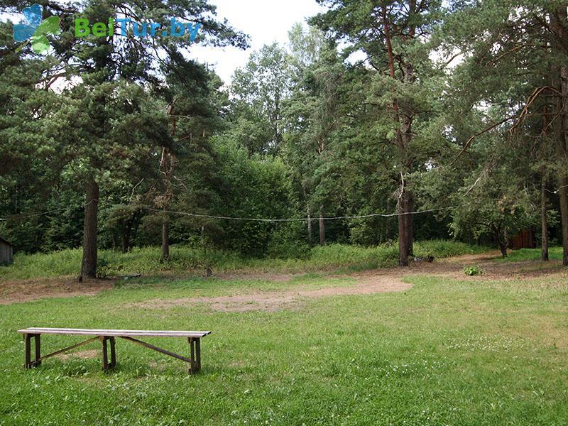 Отдых в Белоруссии Беларуси - база отдыха Невидо - Территория и природа