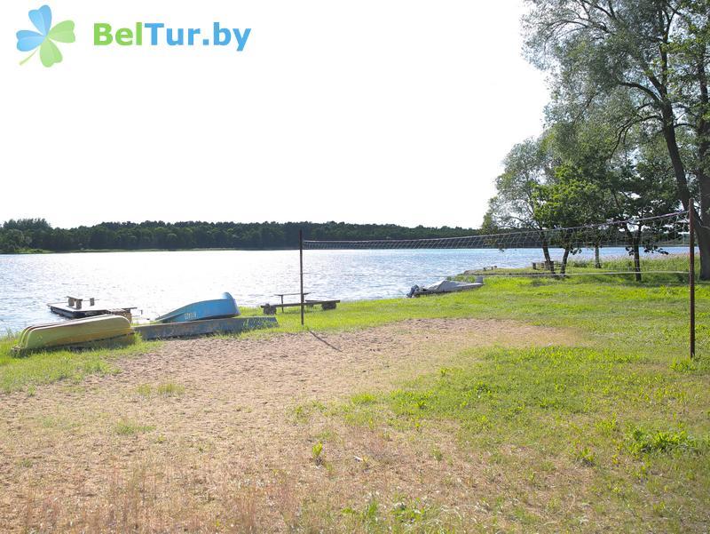 Отдых в Белоруссии Беларуси - база отдыха Невидо - Пляж