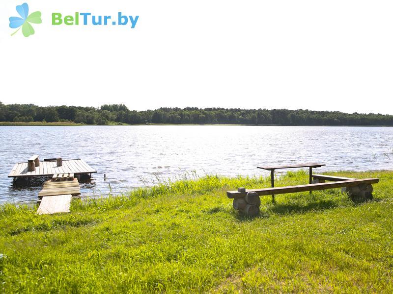 Отдых в Белоруссии Беларуси - база отдыха Невидо - Рыбалка