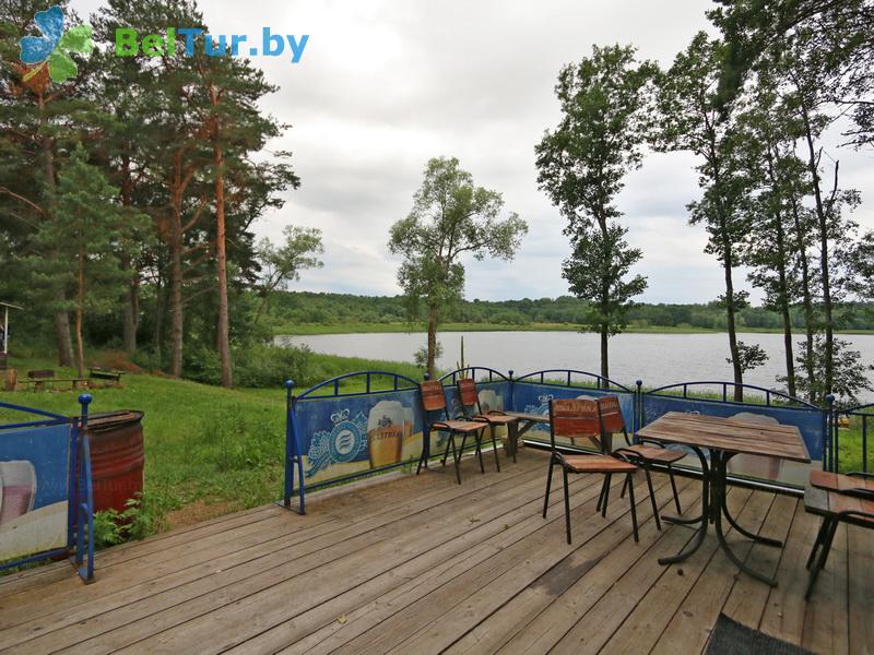 Отдых в Белоруссии Беларуси - база отдыха Невидо - пятиместный (дом с видом на озеро)