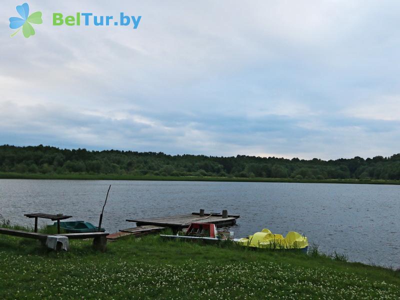 Отдых в Белоруссии Беларуси - база отдыха Невидо - Водоём