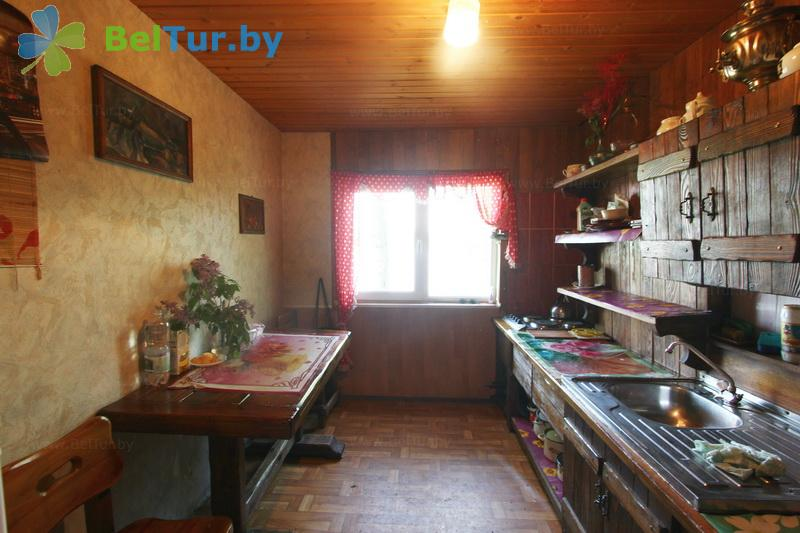 Отдых в Белоруссии Беларуси - база отдыха Невидо - Кухня
