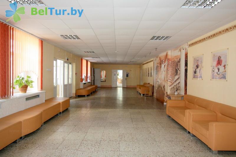 Отдых в Белоруссии Беларуси - база отдыха Галактика - Регистратура