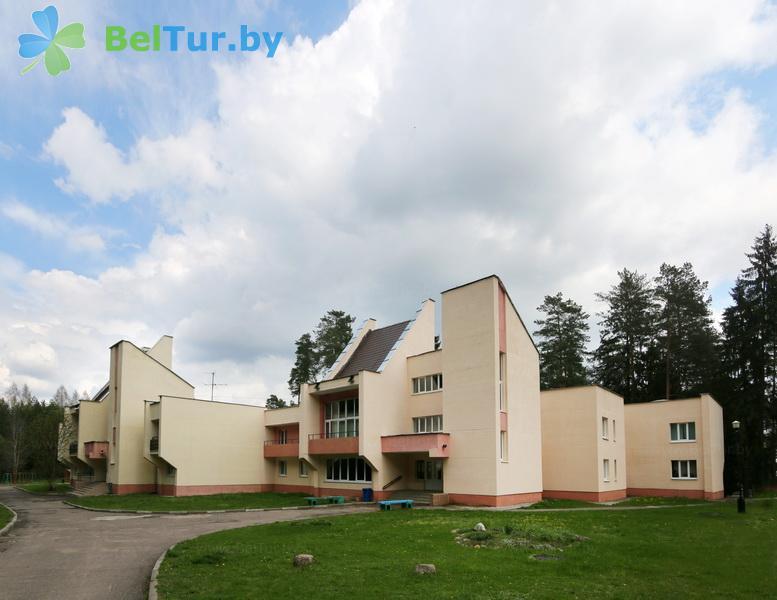Отдых в Белоруссии Беларуси - база отдыха Галактика - корпус №3