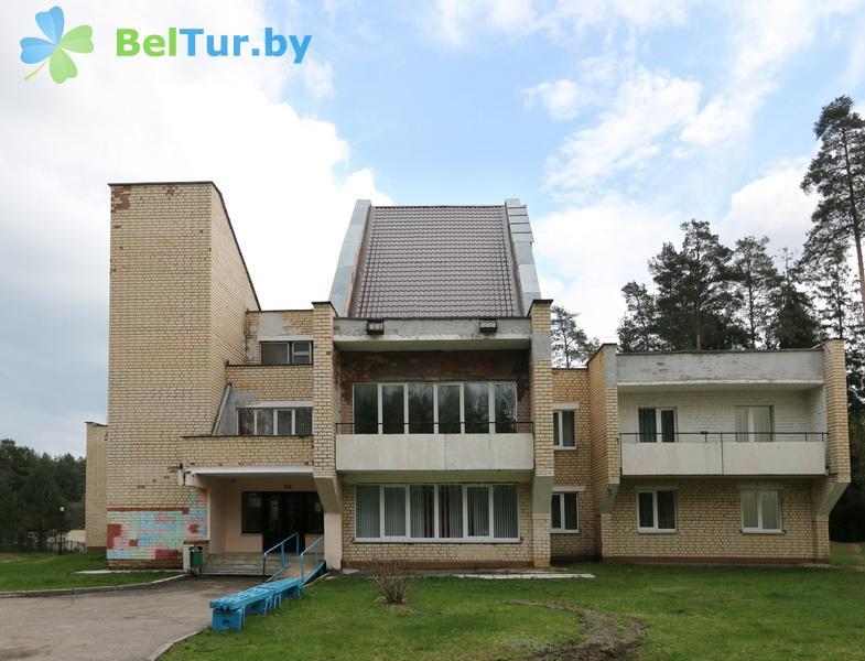 Отдых в Белоруссии Беларуси - база отдыха Галактика - корпус №5