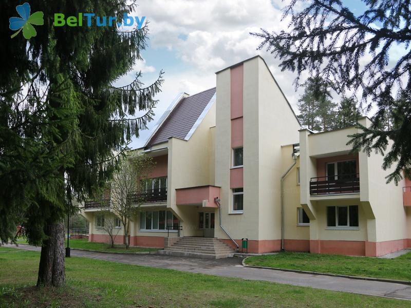 Отдых в Белоруссии Беларуси - база отдыха Галактика - корпус №4