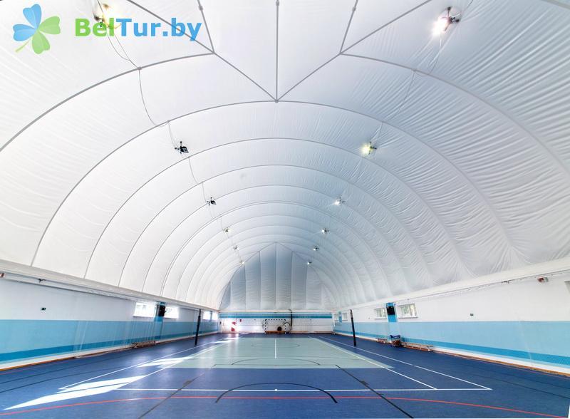 Отдых в Белоруссии Беларуси - оздоровительный центр Алеся - Спортзал