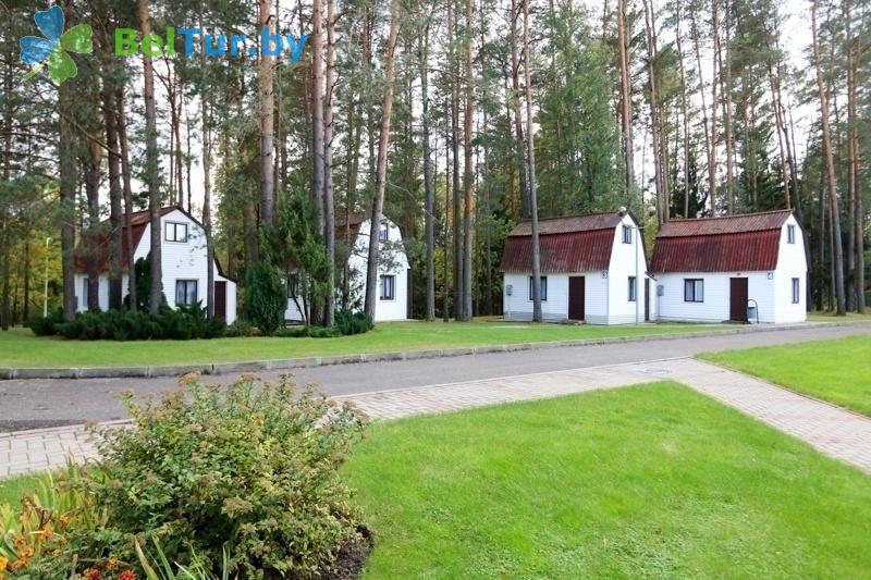 Отдых в Белоруссии Беларуси - оздоровительный центр Алеся - летние домики