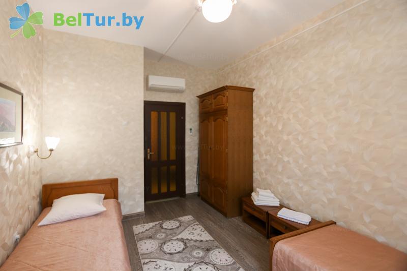 Отдых в Белоруссии Беларуси - оздоровительный центр Алеся - четырехместный трехкомнатный люкс (корпуса №1, 2, 3)