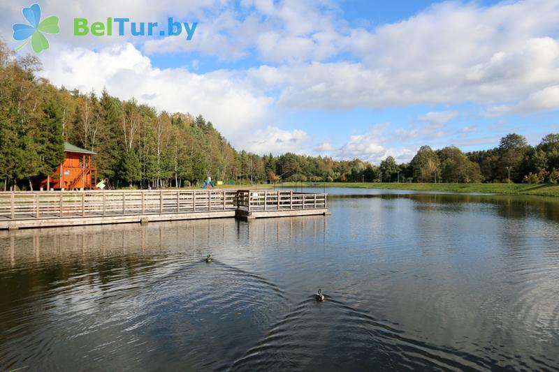 Отдых в Белоруссии Беларуси - оздоровительный центр Алеся - Прокат лодок