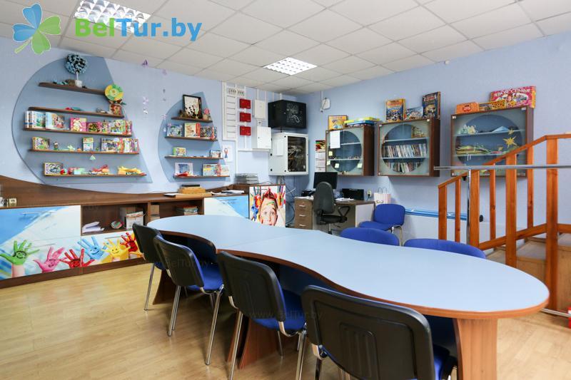 Отдых в Белоруссии Беларуси - оздоровительный центр Алеся - Детская комната