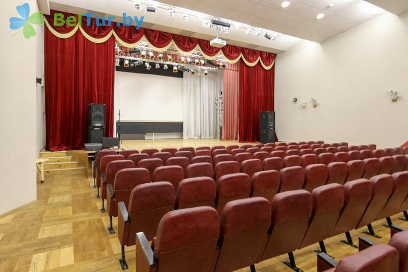 Отдых в Белоруссии Беларуси - оздоровительный центр Алеся - Кинозал