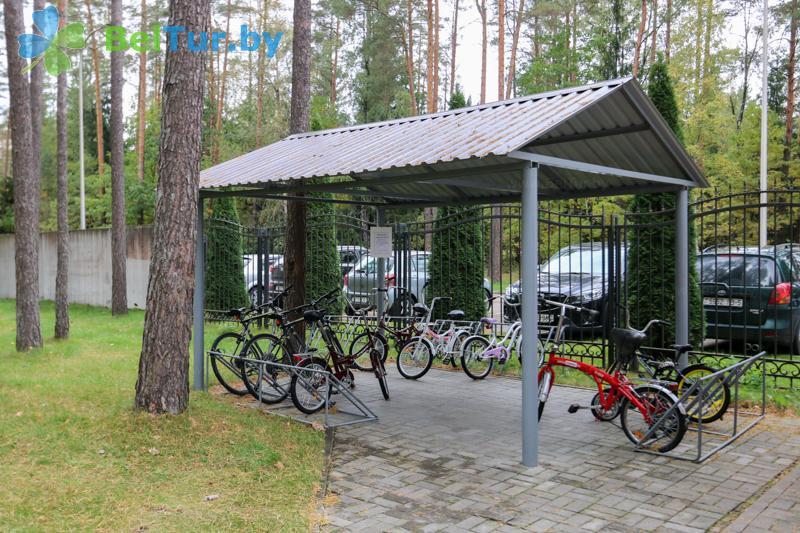 Отдых в Белоруссии Беларуси - оздоровительный центр Алеся - Пункт проката