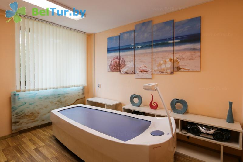 Отдых в Белоруссии Беларуси - оздоровительный центр Алеся - Массаж бесконтактный