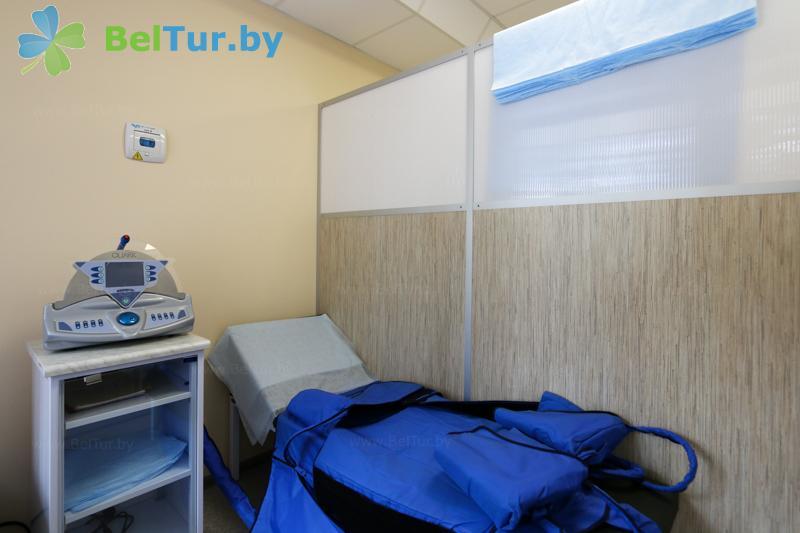 Отдых в Белоруссии Беларуси - оздоровительный центр Алеся - Магнитотерапия