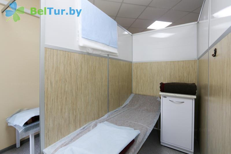 Отдых в Белоруссии Беларуси - оздоровительный центр Алеся - Грязелечение (пелоидотерапия)
