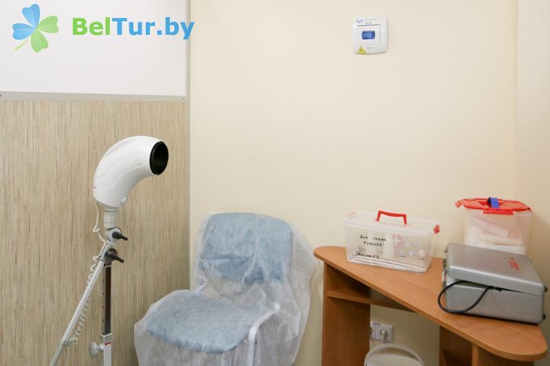 Отдых в Белоруссии Беларуси - оздоровительный центр Алеся - Светолечение