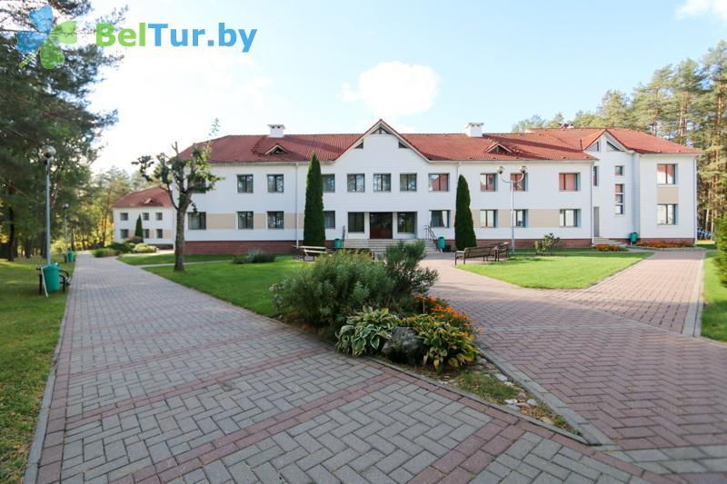 Отдых в Белоруссии Беларуси - оздоровительный центр Алеся - корпус №2