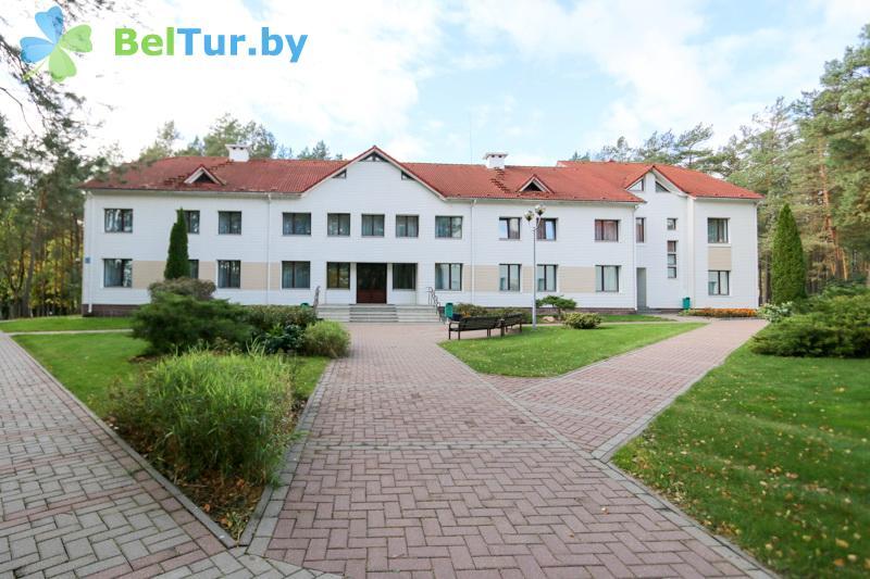 Отдых в Белоруссии Беларуси - оздоровительный центр Алеся - корпус №3