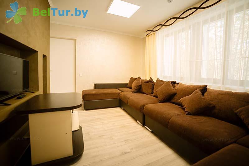 Отдых в Белоруссии Беларуси - оздоровительный центр Алеся - четырехместный трехкомнатный люкс (гостевой дом)