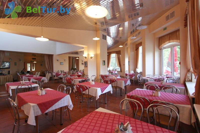 Отдых в Белоруссии Беларуси - гостиница Раубичи - Ресторан
