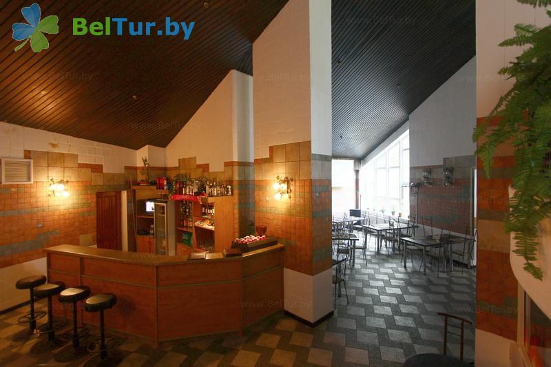 Отдых в Белоруссии Беларуси - гостиница Раубичи - Кафе