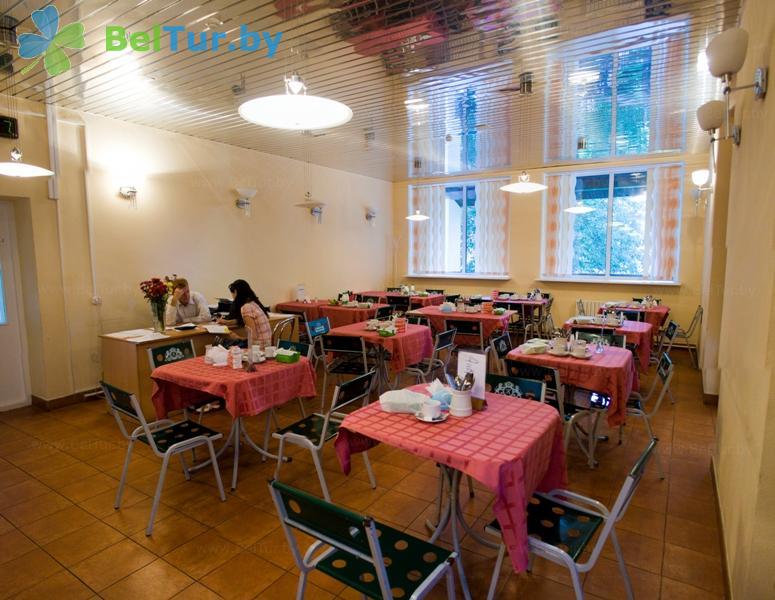 Отдых в Белоруссии Беларуси - гостиница Раубичи - Банкетный зал