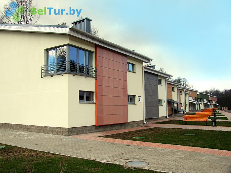Отдых в Белоруссии Беларуси - гостиница Раубичи - коттедж
