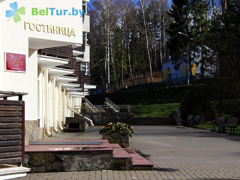 Отдых в Белоруссии Беларуси - гостиница Раубичи - гостиница №2