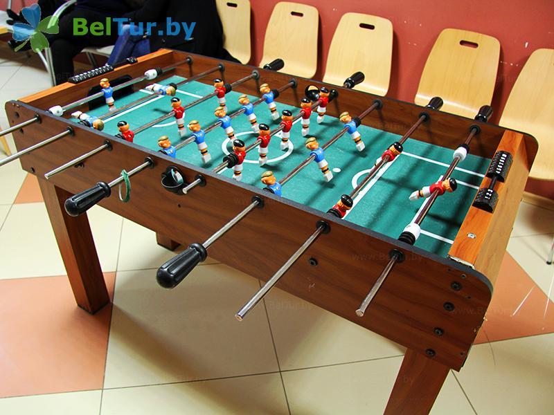 Отдых в Белоруссии Беларуси - гостиница Раубичи - Игровые столы